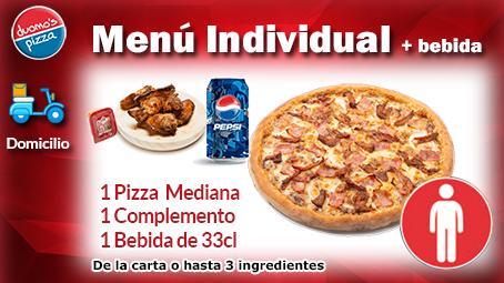 Duomos Pizza Domicilio Menu Bebida