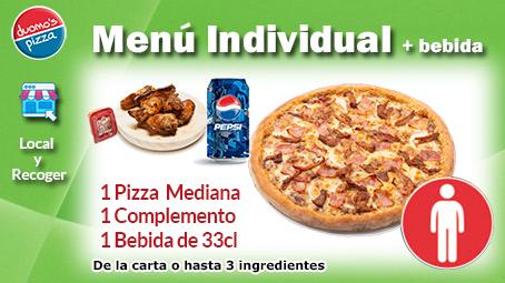 Duomos Pizza Menu Local Recoger