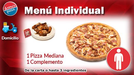 Duomos Pizza Domicilio Menu