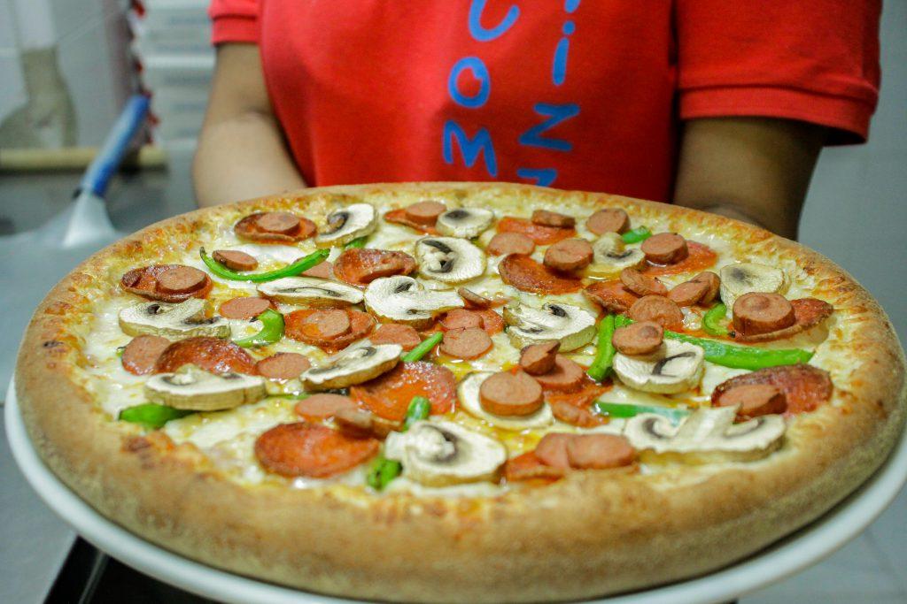 Nuestra Pizza Duomos